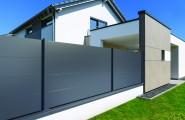 Clôture aluminium Alumax