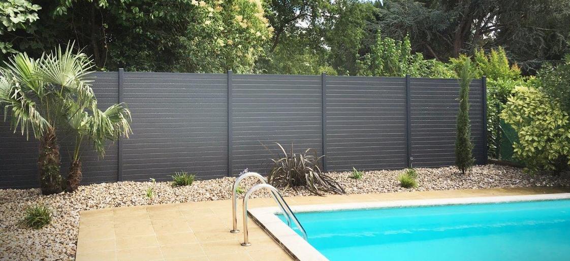 Clôture de jardin, quel type choisir ? ALULAM, clôture aluminium